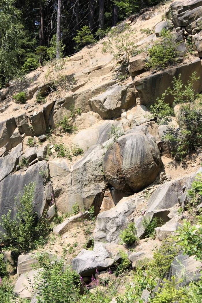 přírodní památka Megoňky