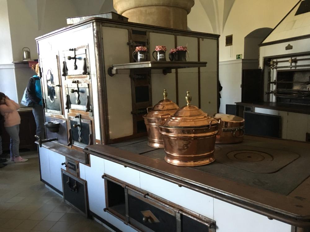 hradní kuchyně