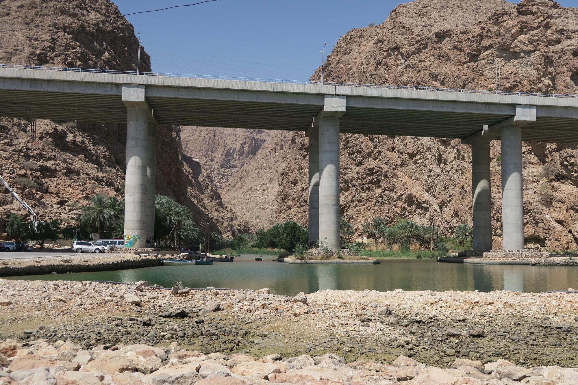 most pri Wadi Shab