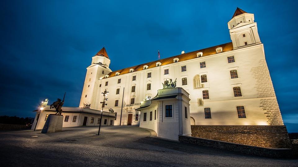 Братиславский замок