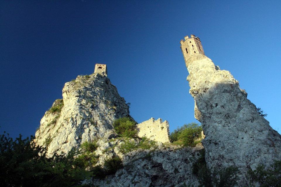 hrad Děvín