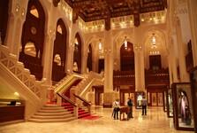 interiér opery