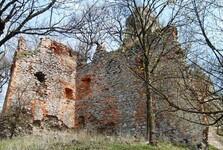 руины Пайштун