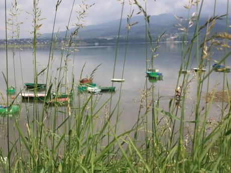 priehrada na jazere Żywieckie