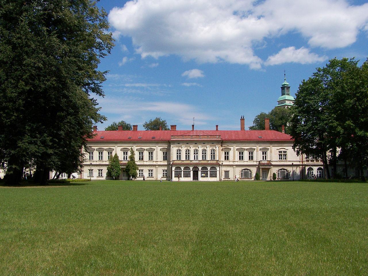 palác Habsburků, (c) wikipedia.org; Lestat