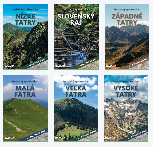 edícia S batohom po Slovensku