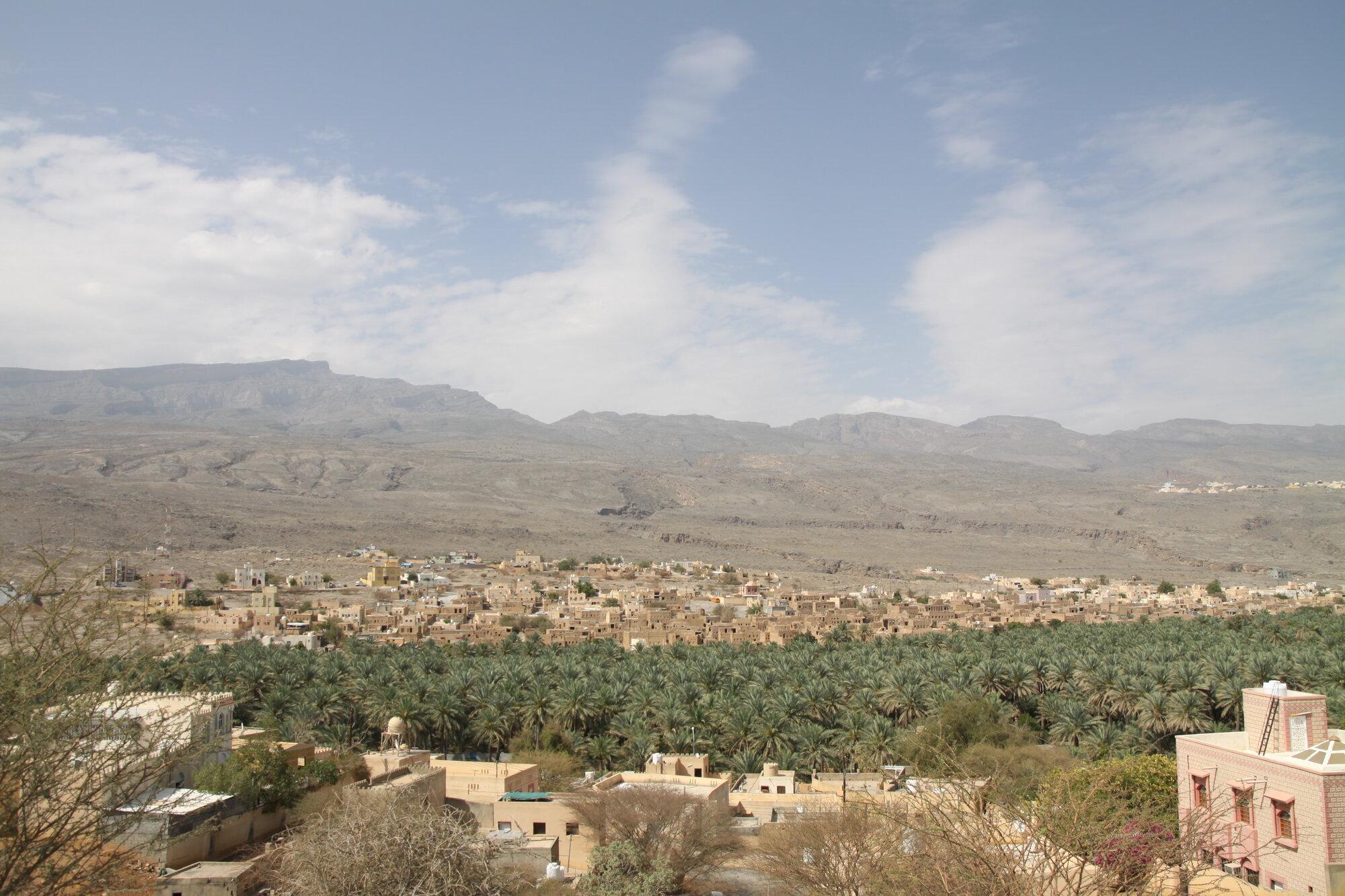 pohled na Al-Hamru