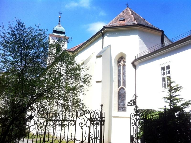 Marianka – kostel Narození Panny Marie