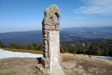socha slůněte pod Králickým Sněžníkem