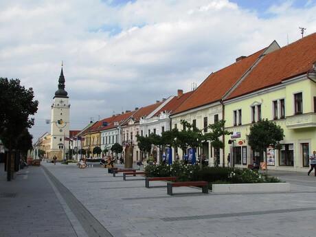 Trnava - centrum mesta