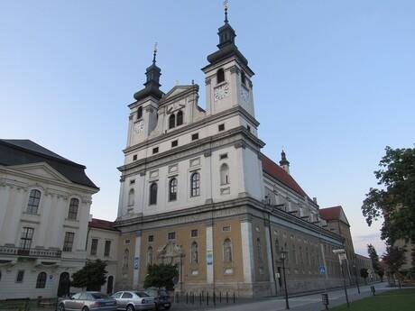 Trnava - katedrála sv. Jána Krstiteľa
