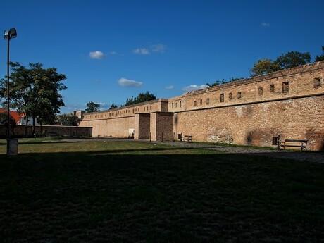 Trnava - stredoveké hradby