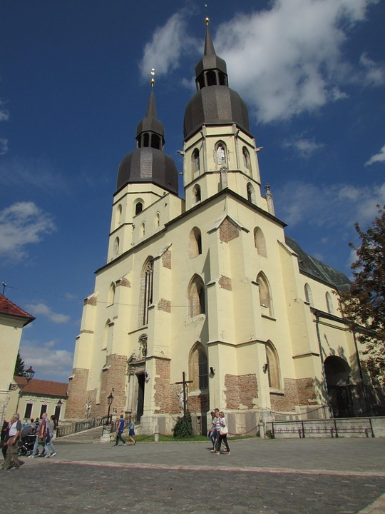 Trnava - Bazilika sv. Mikuláša