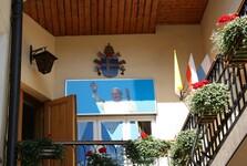 rodný dům Jana Pavla II.