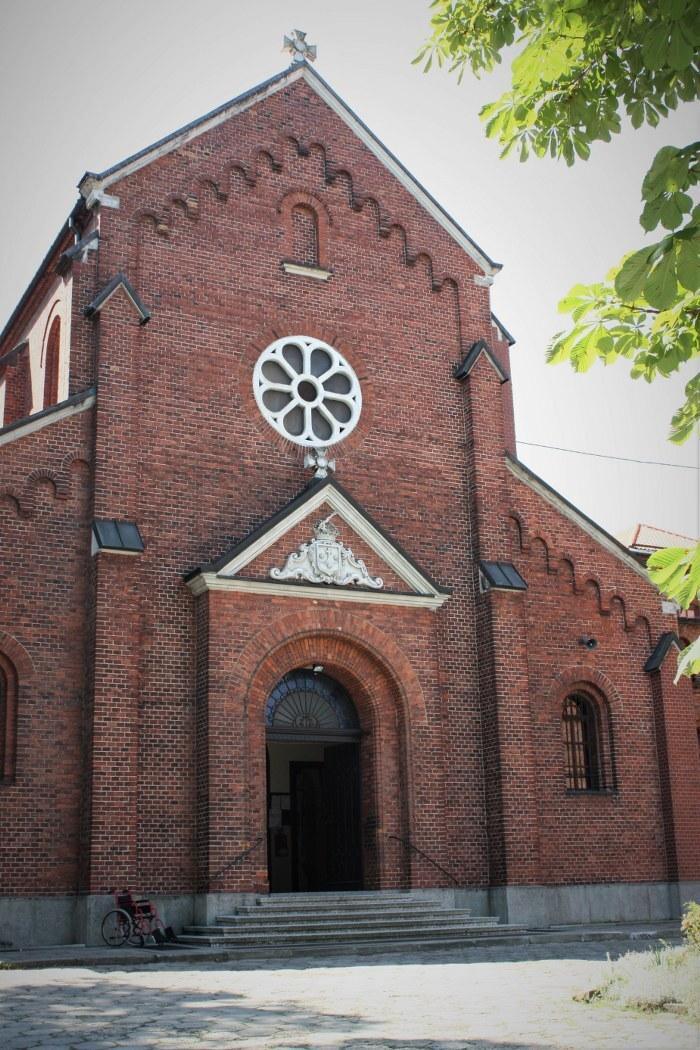 klášterní komplex karmelitánů