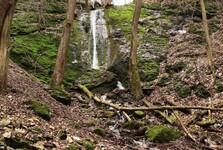 Глбочианский водопад