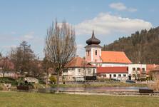 okolí hradu