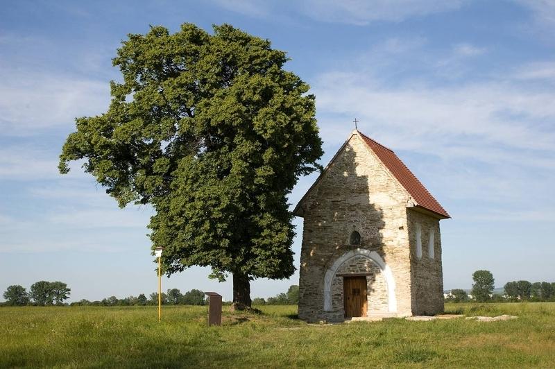 kostelík svaté Margity Antiochijské
