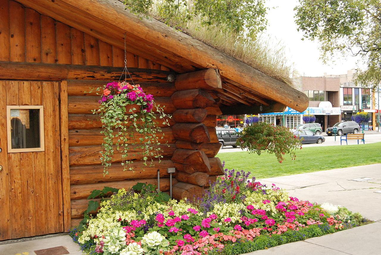 návštěvnické centrum v Anchorage