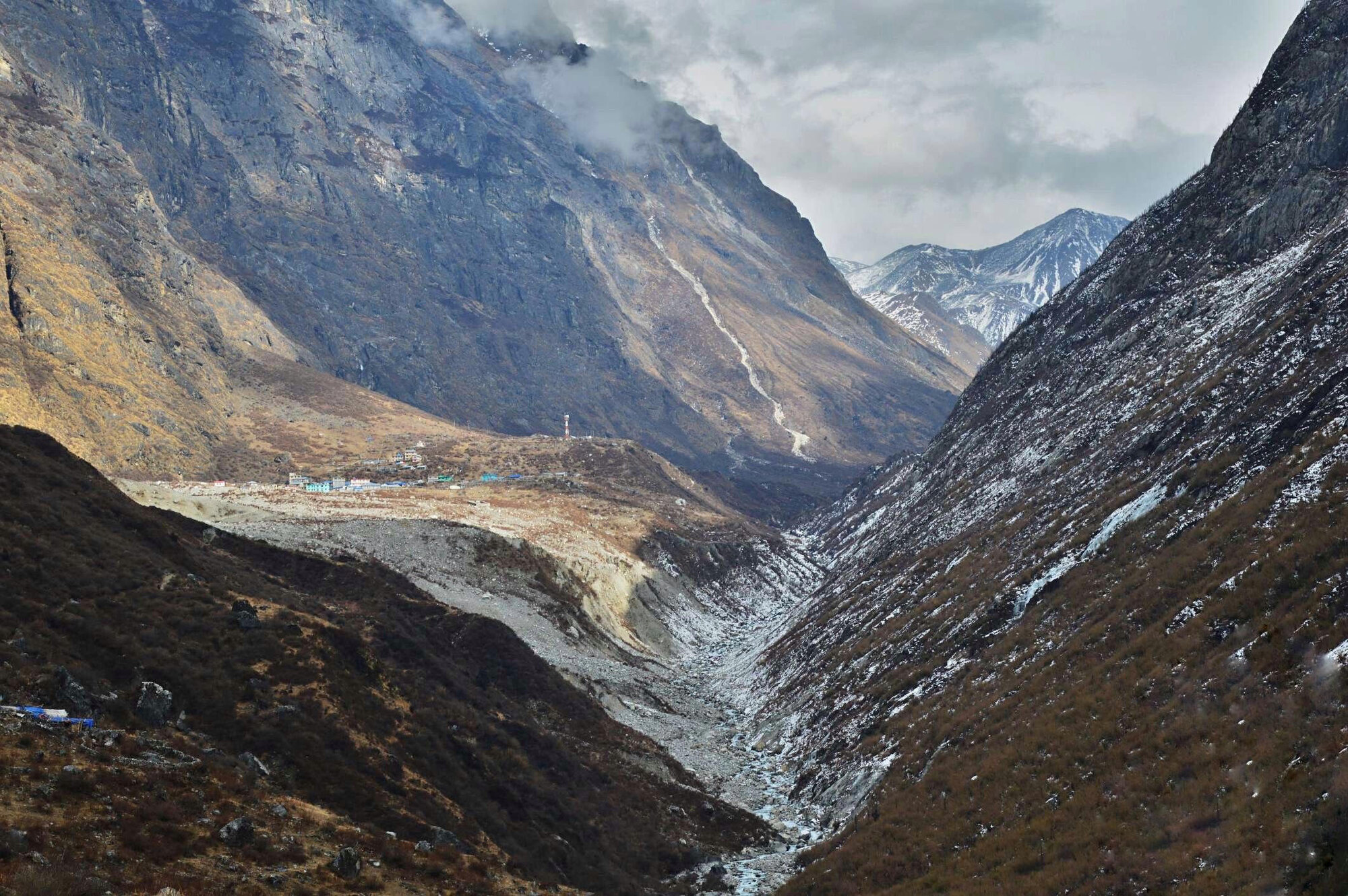 údolí Langtang