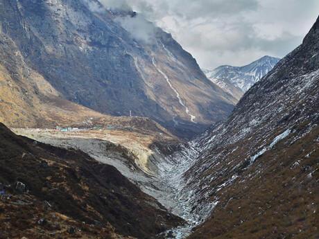 údolie Langtang