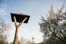 krížik v Habří