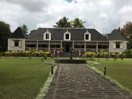 koloniálny dom