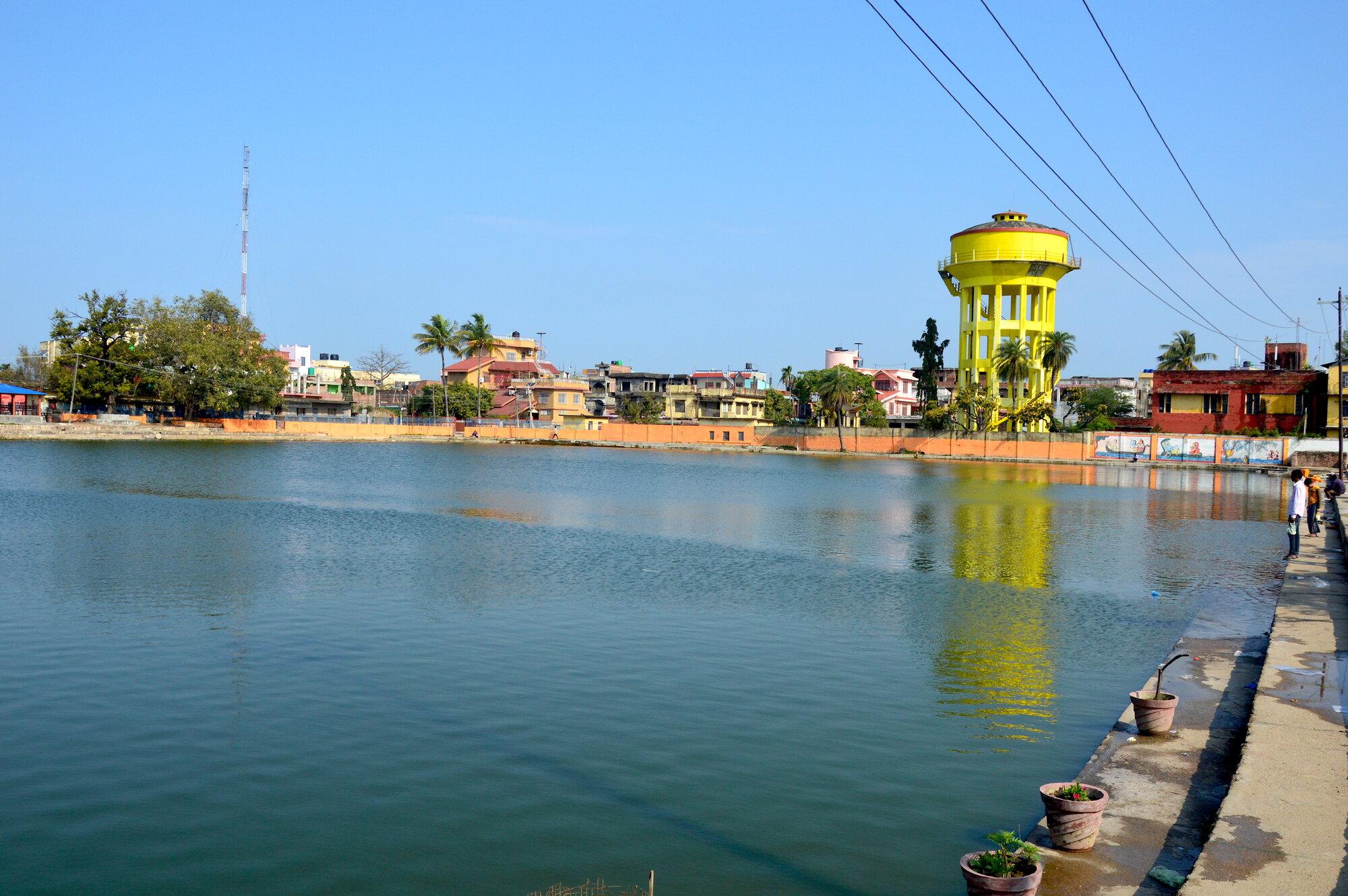 одно из 70 священных озер