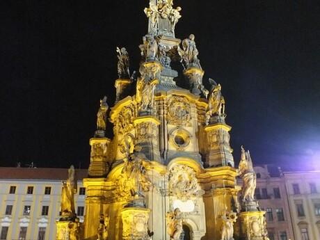 Trojičný stĺp v Olomouci