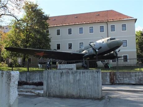lietadlo Li-2