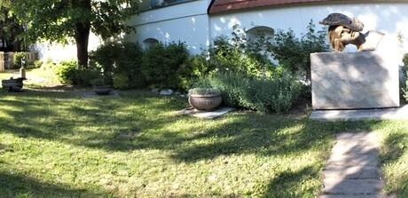 záhrada Chavivy Reikovei
