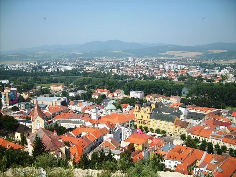 Trenčín a okolí
