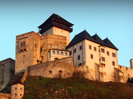 Trenčiansky hrad, Pixabay