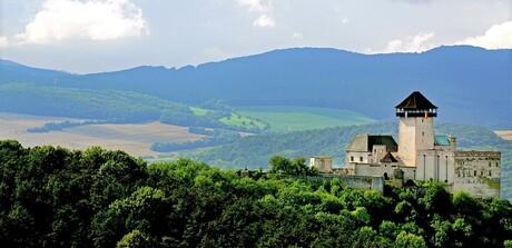 Trenčiansky hrad a okolie,  Pixabay