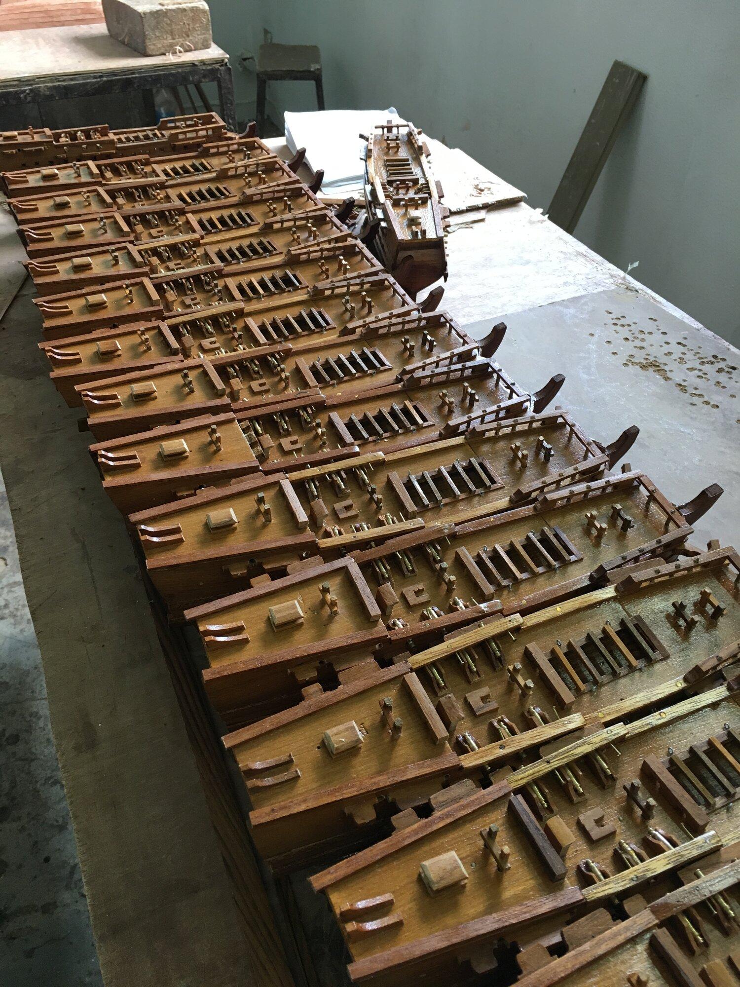 výrobňa lodí