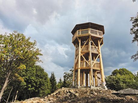 veža Krahuľský vrch, (c) Dajama
