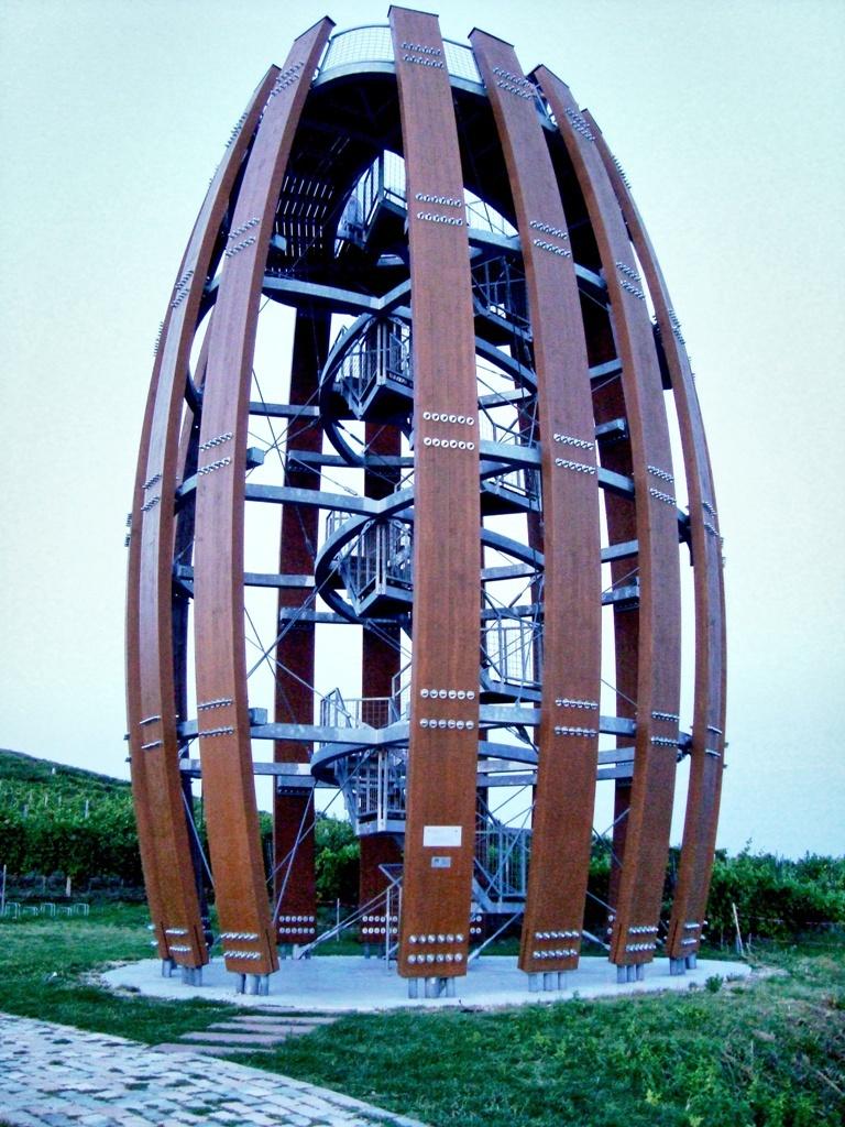 vyhlídková věž Tokaj