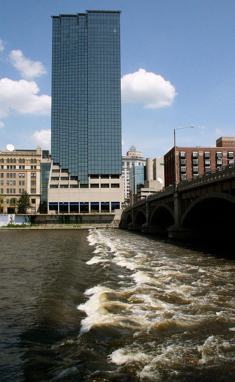 řeka Grand