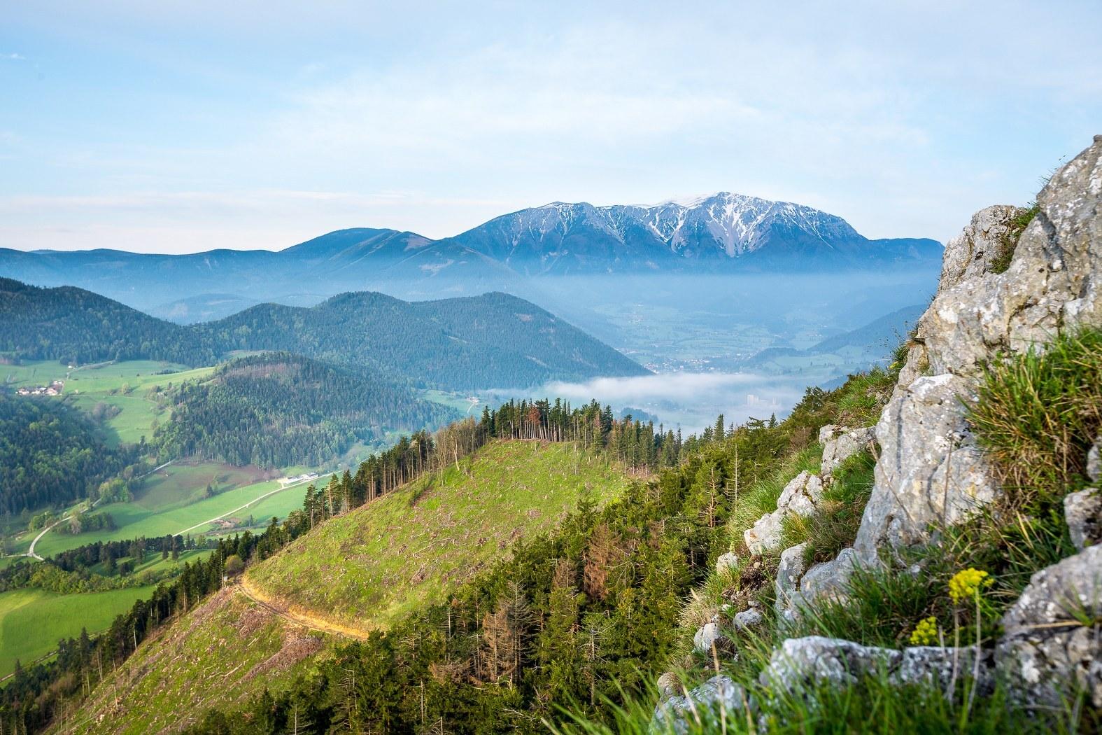 Hohe Wand; (c) Wiener Alpen / Christian Kremsl