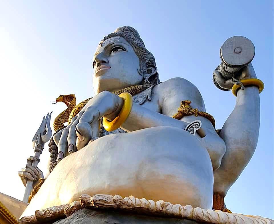 вторая по величине статуя Шивы в мире