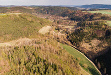долина Бобрувки и устье Гадувки