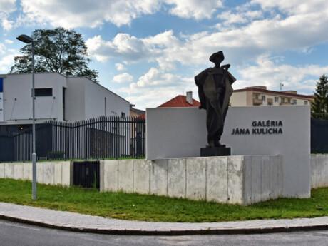 Nová expozícia 2020 v Galérii Jána Kulicha