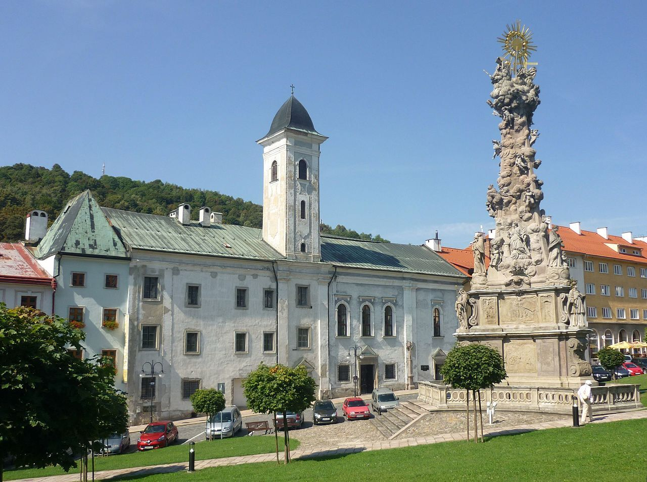 Kremnica; (c) Wikipedia.org - SchiDD