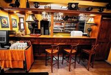 """бар в пансионате """"Adélka"""""""