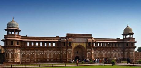 palác Jahangiri Mahal slúžil ako zámok pre ženy