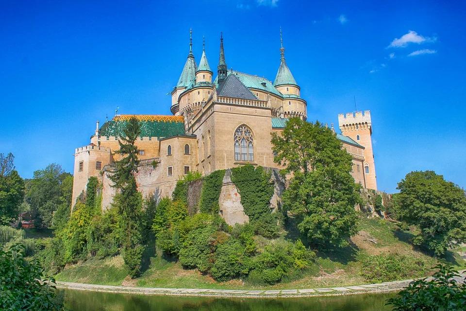 Bojnický zámek, (c) Pixabay.com