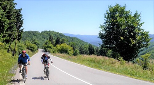 cyklistika v Trenčianskom kraji - ilustračné foto; (c) Pixabay.com