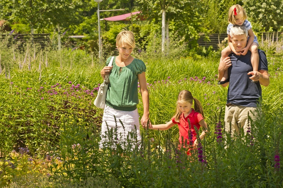 zahrady Tulln, (c) Niederösterreich-Werbung / Rita Newman