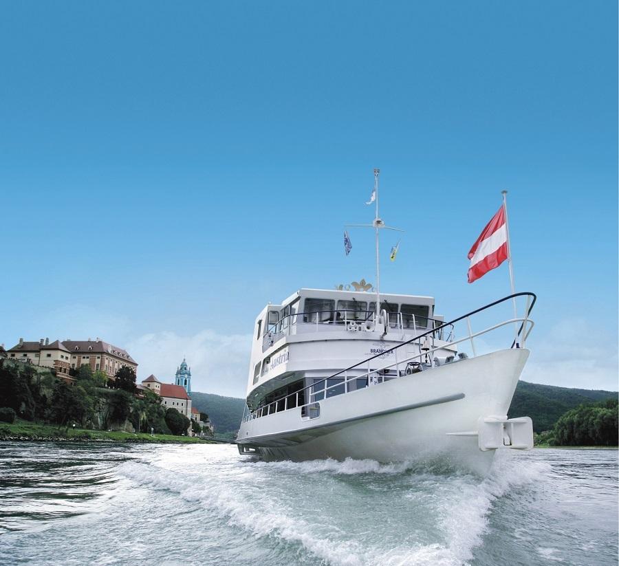 výletní loď, (c) Brandner Schiffahrt, https://www.brandner.at/en/