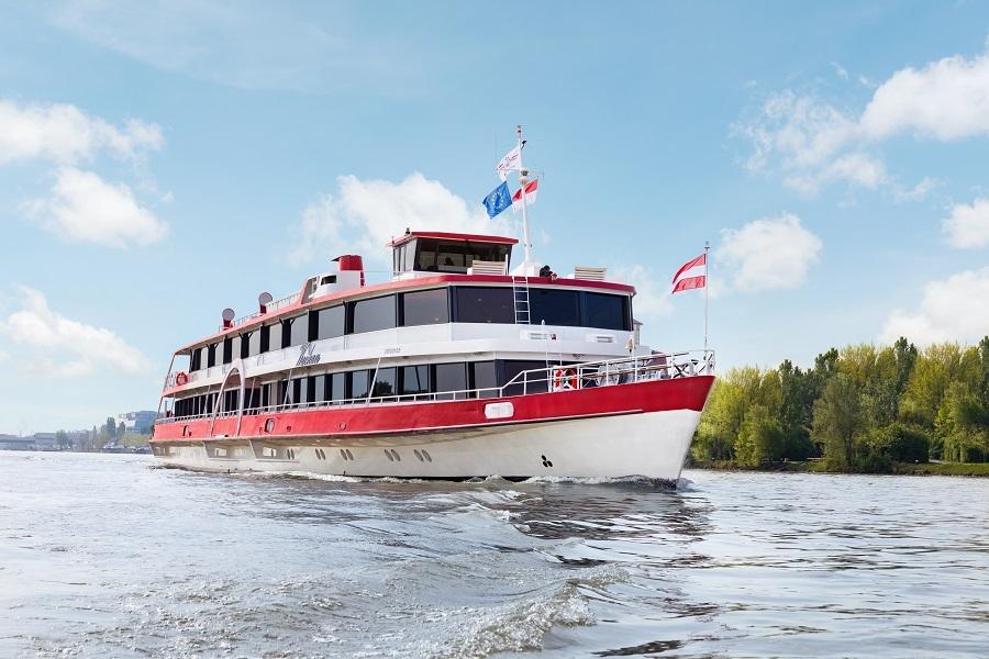 výletní loď, (c) DDSG Blue Danube, https://www.ddsg-blue-danube.at/